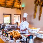 aha Bongani Mountain Lodge - Breakfast Spread