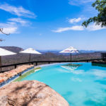 aha Bongani Mountain Lodge - Pool Area