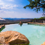aha Bongani Mountain Lodge - Infinity Pool