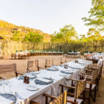 aha Bongani Mountain Lodge - Boma Breakfast