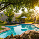 aha Bongani Mountain Lodge - Pool Area