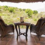 Ivory Tree Game Lodge Patio