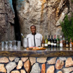 aha Bongani Mountain Lodge - Outdoor Bar Area