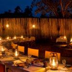 aha Bongani Mountain Lodge - Boma Dinner