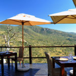 aha Bongani Mountain Lodge - Dining Deck