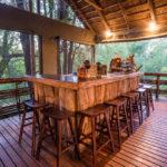 aha Thakadu River Camp - Bar Area