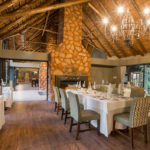 Ivory Tree Game Lodge Dining Area
