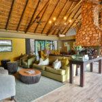 Ivory Tree Game Lodge Main Area