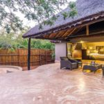 Ivory Tree Game Lodge Executive Suite Patio