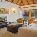 Ivory Tree Game Lodge Luxury Suite Lounge