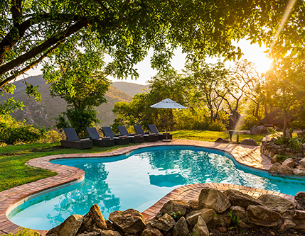 Bongani Mountain Lodge - Local is You