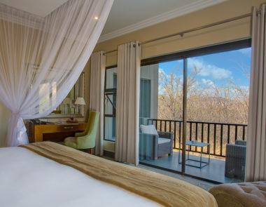Shepherds Tree Game Lodge Standard Suite - Bedroom