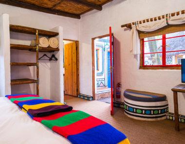 aha Lesedi Double Room - Ndebele