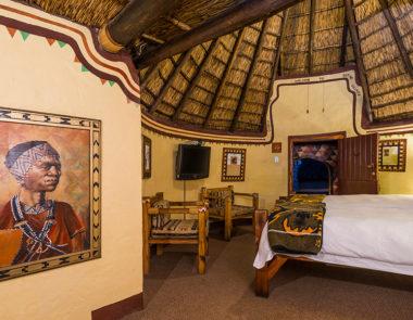 aha Lesedi Standard Room Interior - Sotho - 05