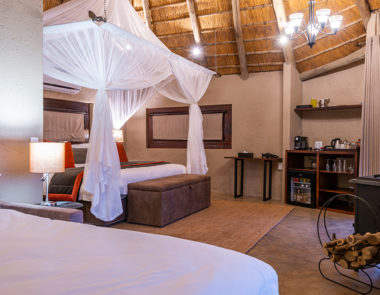 aha Makalali River Lodge Family Suite Interior