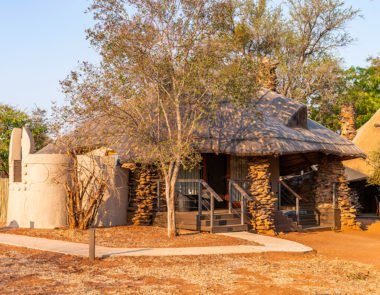 aha Makalali River Lodge Thatched Suite Exterior