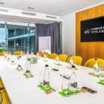 Meeting Room Boardroom - aha Harbour Bridge Hotel and Suites